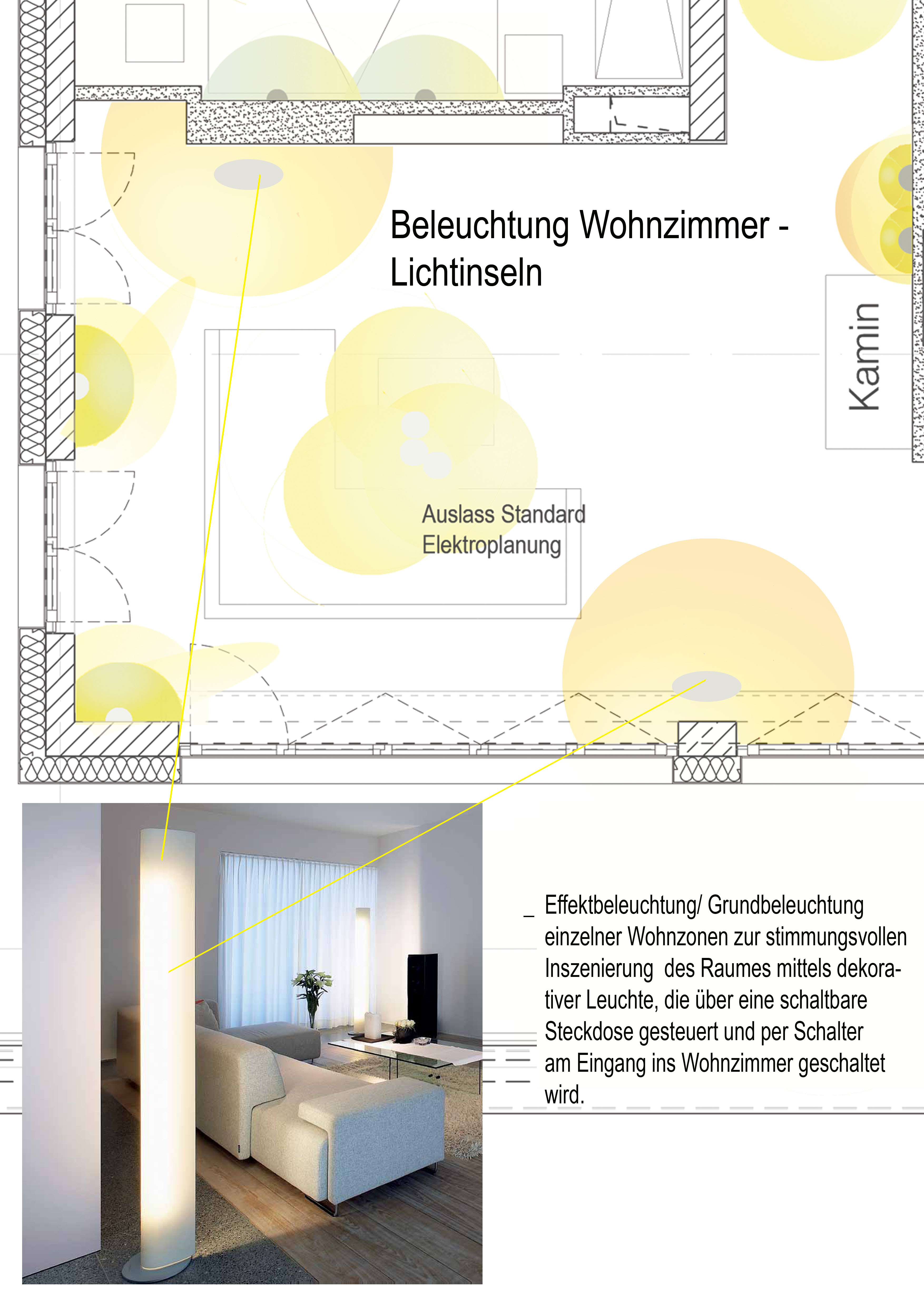 Ramon Haindl - Penthouse Apartment Lichtplanung